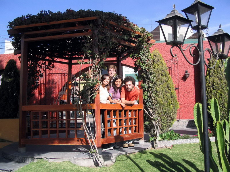 Sol de Mayo - a nice restaurant in Arequipa
