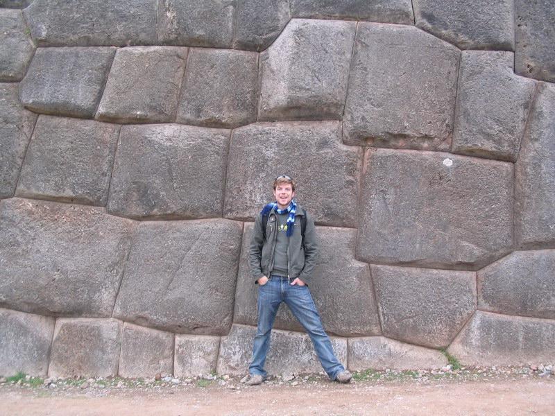Wall of Sacsayhuaman