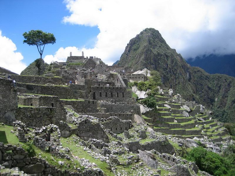 Machu Picchu - my favorite image...