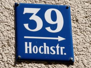 Hochstraße 39
