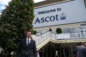 Royal Ascot time