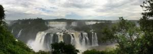 Iguazu Falls - Brasilian side