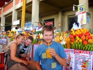 Peru - Arequipa: fruit market