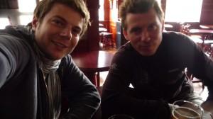 Colombia - Bogotá: Gunnar & Joerg