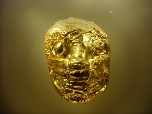 Colombia - Bogotá: Museo del Oro