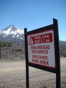 Parque Nacional de Conguillio - Volcano Llaima