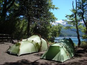 Parque Nacional de Conguillio - Lago Conguillio