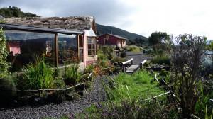Ecuador - Cotopaxi: Secret Garden Hostel Cotopaxi