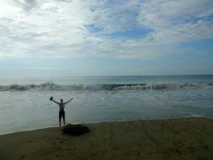 Peru - Mancora: beach
