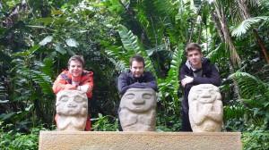 Colombia - San Augustin: Parque Archelogico