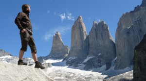 Torres del Paine National Park - the three Torres