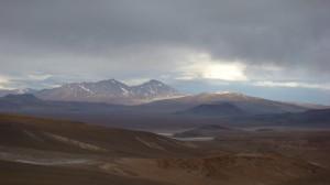 Parque Nacional Nevado Tres Cruces - Laguna Santa Rosa