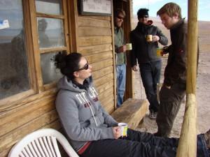 Parque Nacional Nevado Tres Cruces - Refugio Laguna Santa Rosa