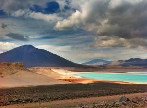 Parque Nacional Nevado Tres Cruces - Laguna Verde