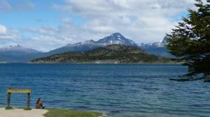 Ushuaia - National Park Tierra del Fuego: Bahia Ensenada