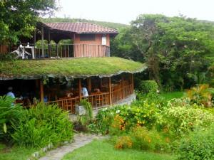 Ecuador - Vilcabamba: Izhcayluma hostel