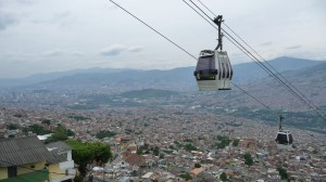 Colombia - Medellin: Santo Domingo viewpoint