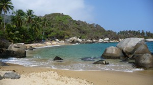 Colombia - Tayrona National Park