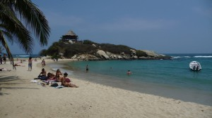 Colombia - Tayrona National Park: San Juan
