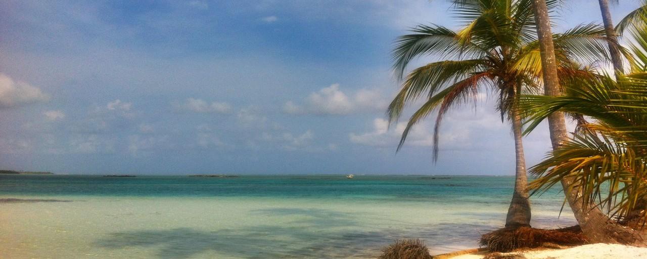Kolumbien nach Panama (San Blas Inseln)
