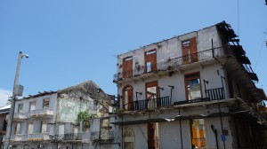 Panama - Panama City: constant change in Casco Viejo