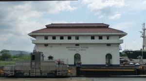 Panama - Panama City: Panama Canal