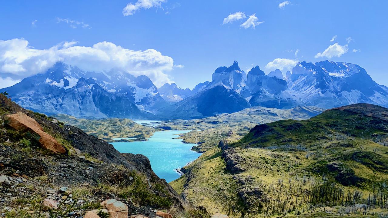 Torres del Paine, Région de Magallanes y de la Antártica Chilena, Chile (27.02.2020)