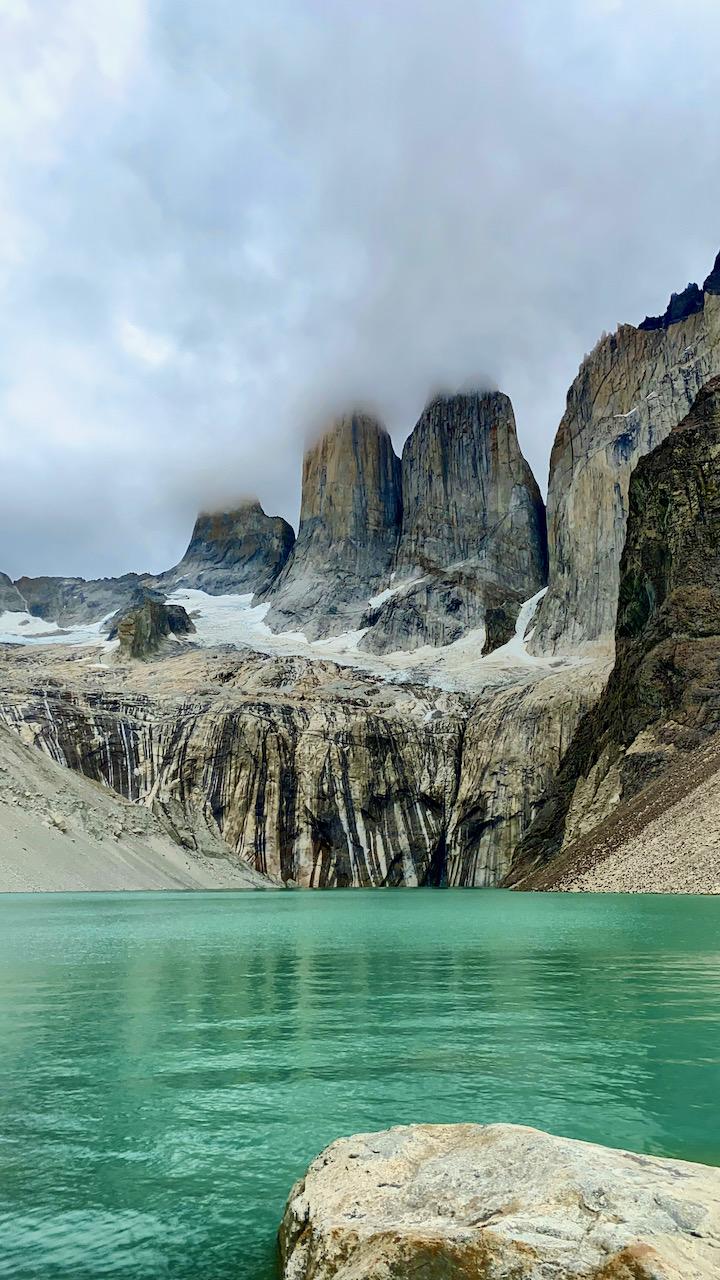 Torres del Paine, Région de Magallanes y de la Antártica Chilena, Chile (28.02.2020)