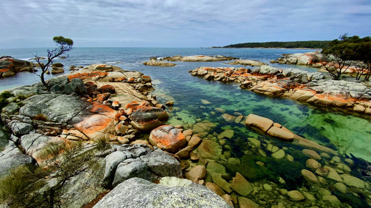 Binalong Bay, Tasmanien, Australien (30.10.2019)