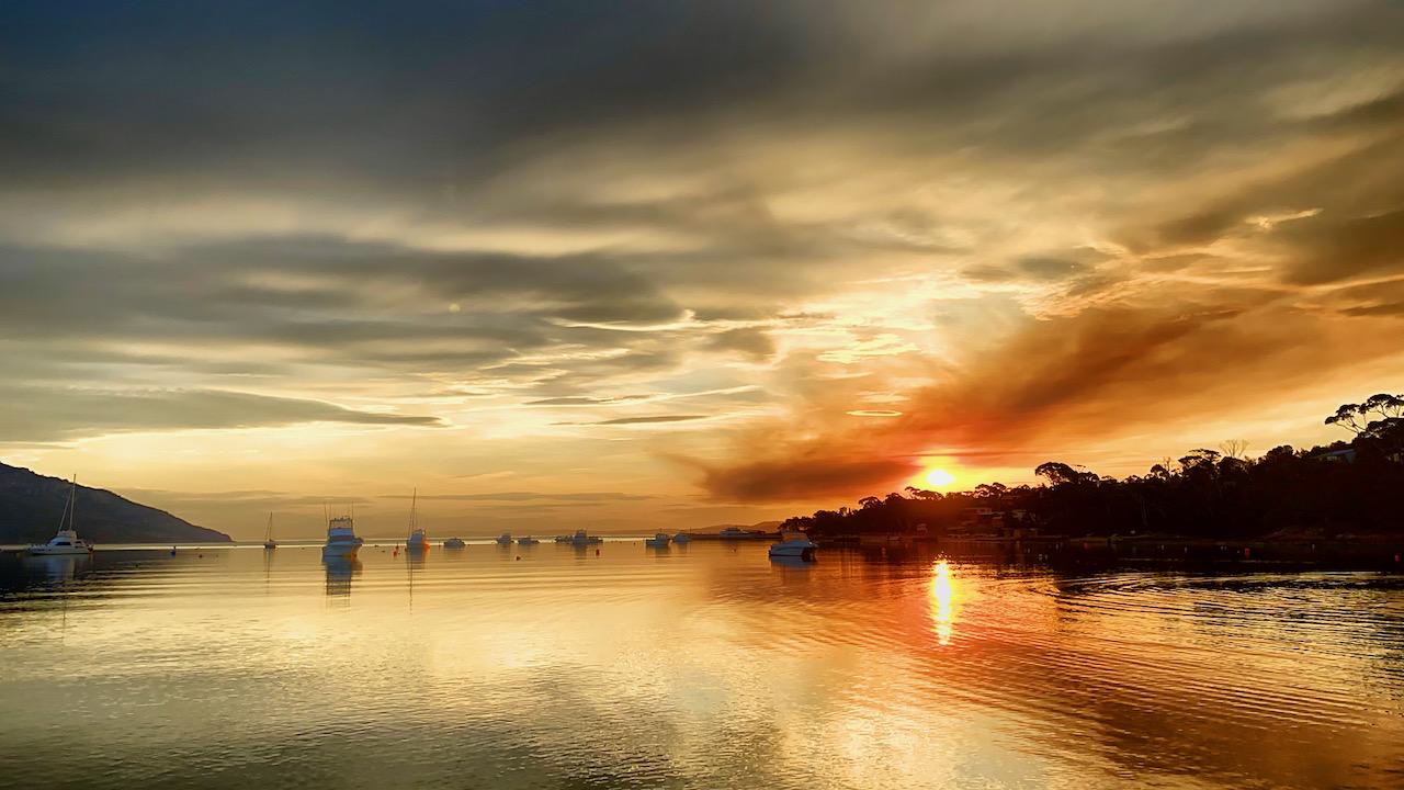 Freycinet National Park, Coles Bay, Australien (31.10.2019)