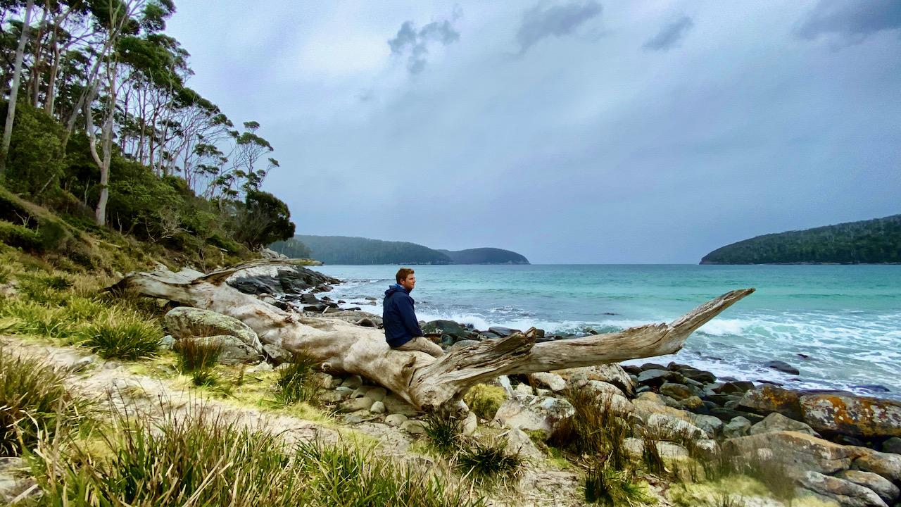 Tasman-Nationalpark, Fortescue, Tasmanien, Australien (03.11.2019)