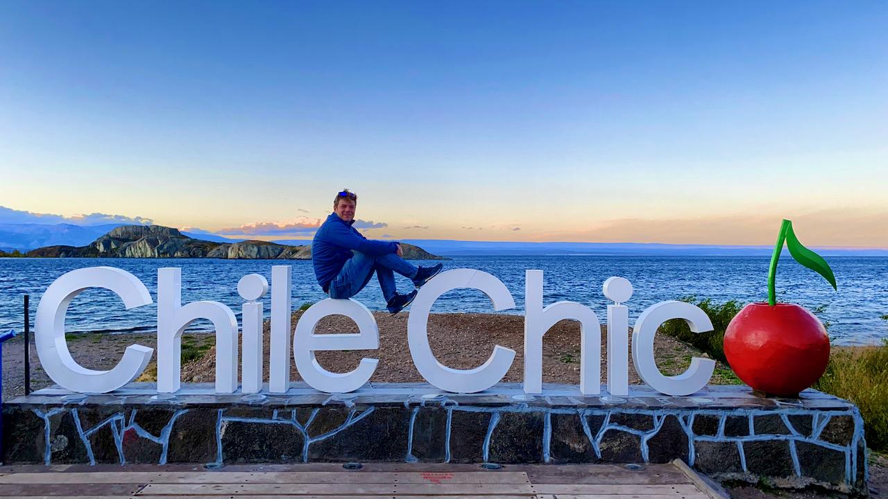 Chile Chico, Région del Aisén, Chile (13.03.2020)