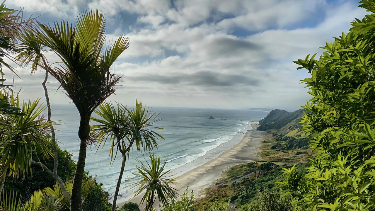 Mangawhai Heads, Northland, Neuseeland (24.11.2020)