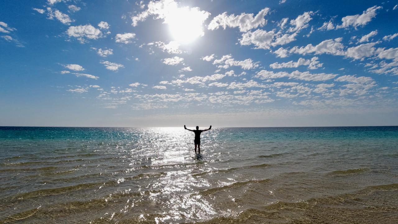 Coral Bay, Westaustralien (10.10.2019)